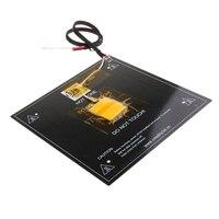 Hot Bed 24V Aluminum Heated Bed Platform 235*235*3mm for Ender 3 3D Printer