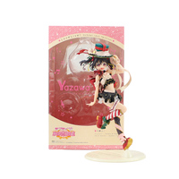 19cm Anime Love Live Nico Yazawa Figure Doll Lovelive Sexy Girls Model Doll Toys For Gifts With Retail Box