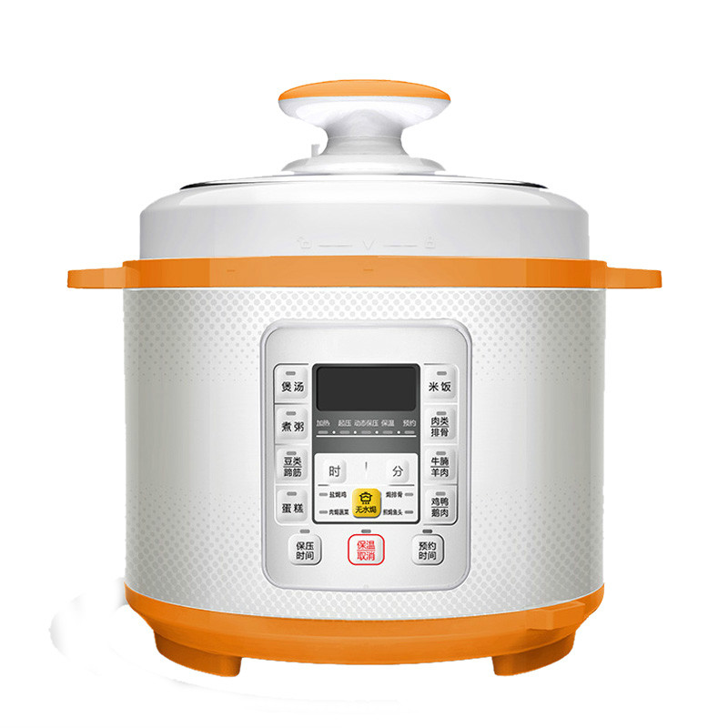 Electric Pressure Cookers Make an appointment with the electric pressure cooker for double 6L бриджи bodo бриджи