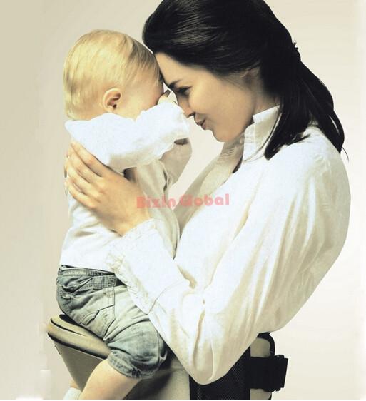 Infant Baby Hip Seat Hugger Carrier for Toddler Belt Sling (2)