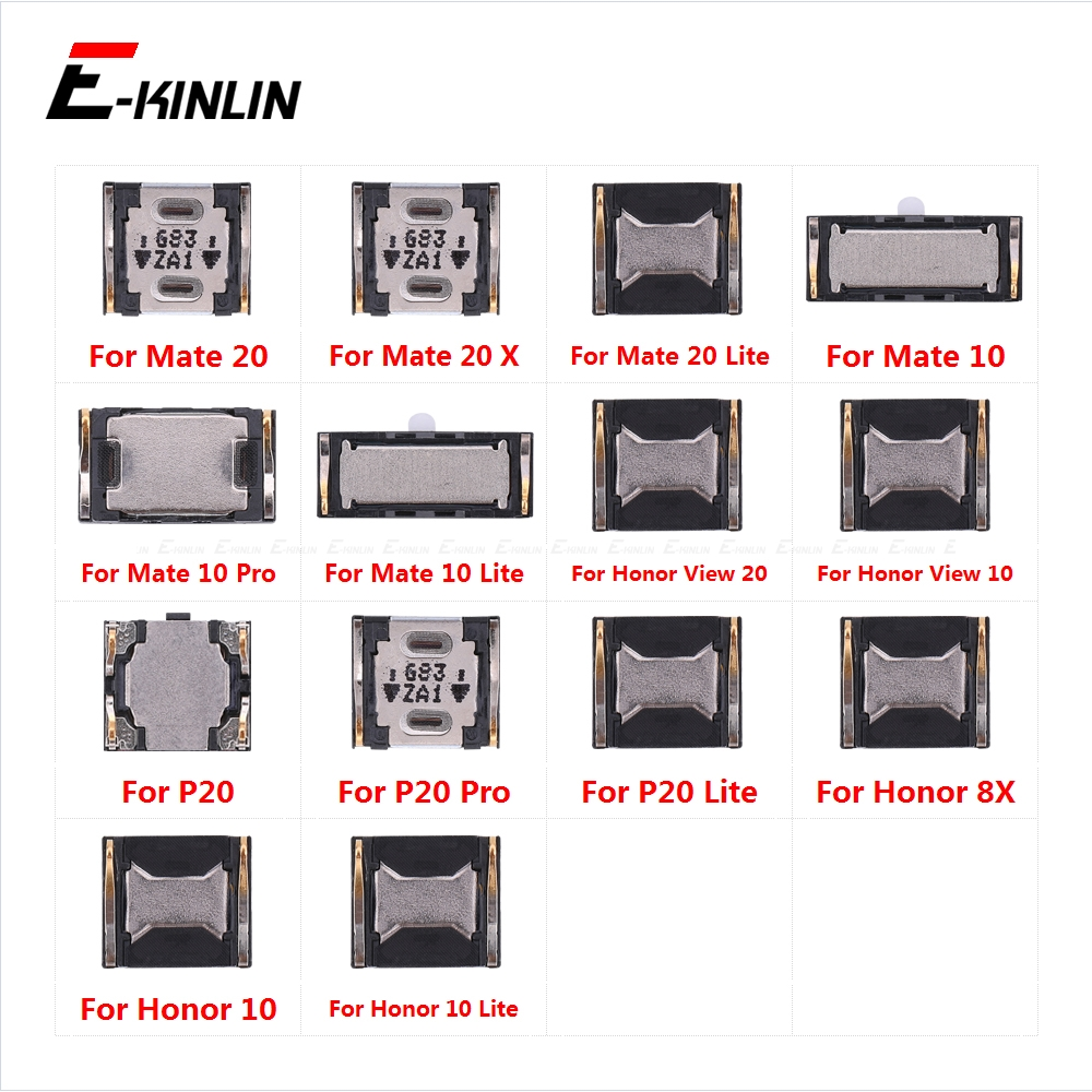 Built-in Earphone Earpiece Top Ear Speaker For HuaWei Mate 20 X P20 Pro Honor 8X View 10 Lite