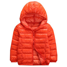 Boys Winter Down Jackets Children Fashion Clothing Autumn Girls Jacket Kids Warm Down Hooded Outerwear Coat 4 6 8 10 12 Years brand new children cold winter down girls warm down jackets boys long hooded outerwear coats kids down jackets manteau garcon