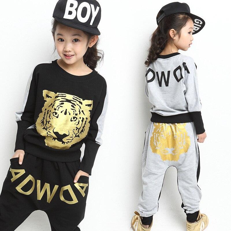 tienda online nueva primavera otoo ropa para nios juegos de estilo tigre moda tops camisa de manga larga pantalones harn carta unid conjuntos with ropa para