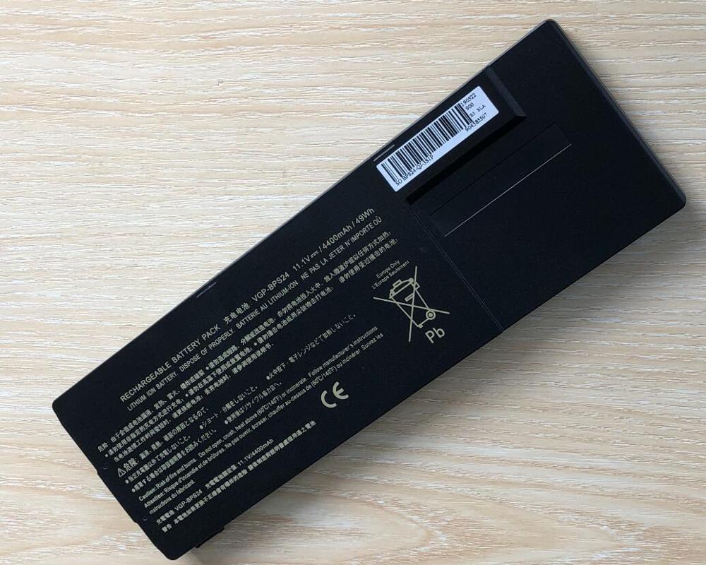 Batterie d'ordinateur portable pour SONY SA SB SD SE VPCSA VPCSB VPCSC VPCSD VPCSA25GL VPCSA3AFX VPCSC1AFMV GP-BPS24 - 2