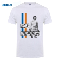 GILDAN STEVE MCQUEEN Men S And Women S Short Sleeve T Shirt Popular Design