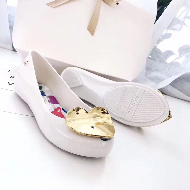 high quality melissa sandals women shoes comfortable flat sandals 2019 jelly melissa shoes gift for women in Low Heels from Shoes