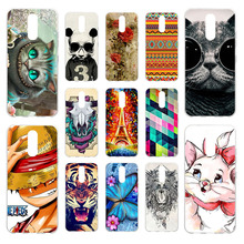 Anunob Phone Case For LG K40 Silicon Soft TPU Anti-Knock Covers K12 Plus Cover Back K12+ Housing Fundas Bumper Capa