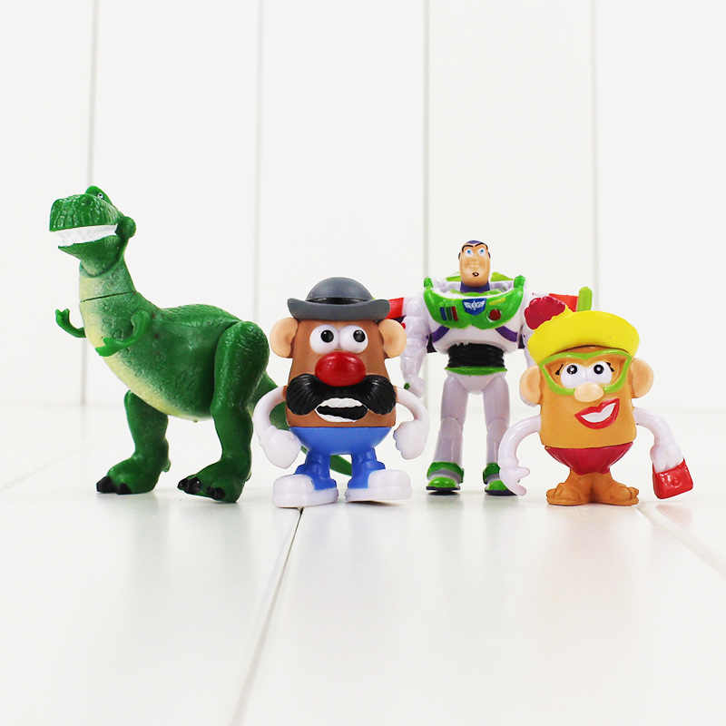 Detail Feedback Questions About 10pcs Lot Toy Story Figure Toy Buzz