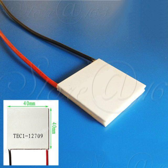 TEC1 12709 12V 9A TEC Thermoelectric Cooler Electronic