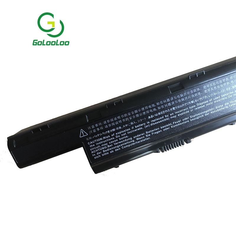 Golooloo 11.1V ბატარეა Acer AS10D31 as10d41 AS10D51 - ლეპტოპის აქსესუარები - ფოტო 6