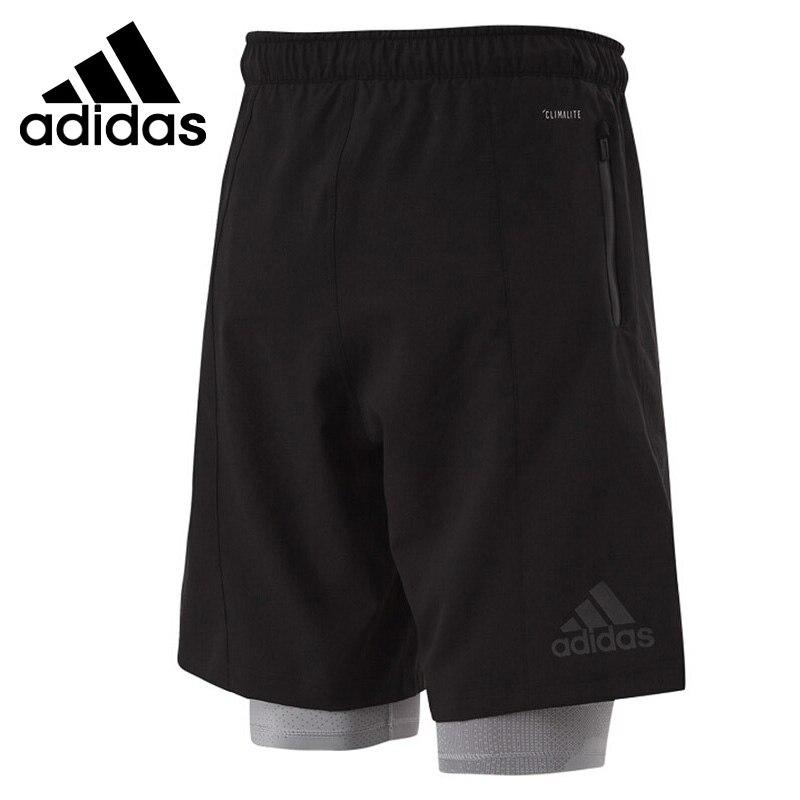 Original New Arrival 2017 Adidas Crazytr SH 2IN1 Men's Shorts Sportswear original new arrival official adidas climachill sh men s black shorts sportswear