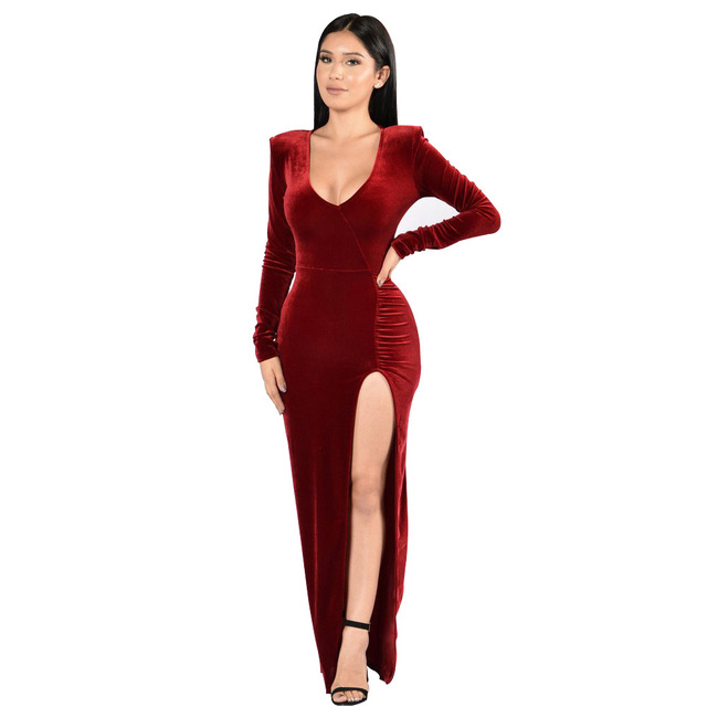 Elegant Party Dresses for Christmas