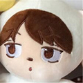 "[PCMOS] 2017 New KPOP EXO Planet#2 White Cute Baby SEHUN Oh SeHun 8"" Plush Toy Stuffed Doll Free Shipping 16052709"