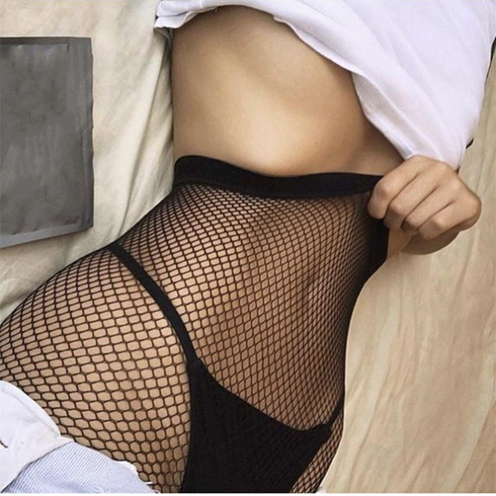 New Fashion Womens Sexy Fishnet Pantyhose Black Mesh Fishnet Tights High Quality Hot Sell