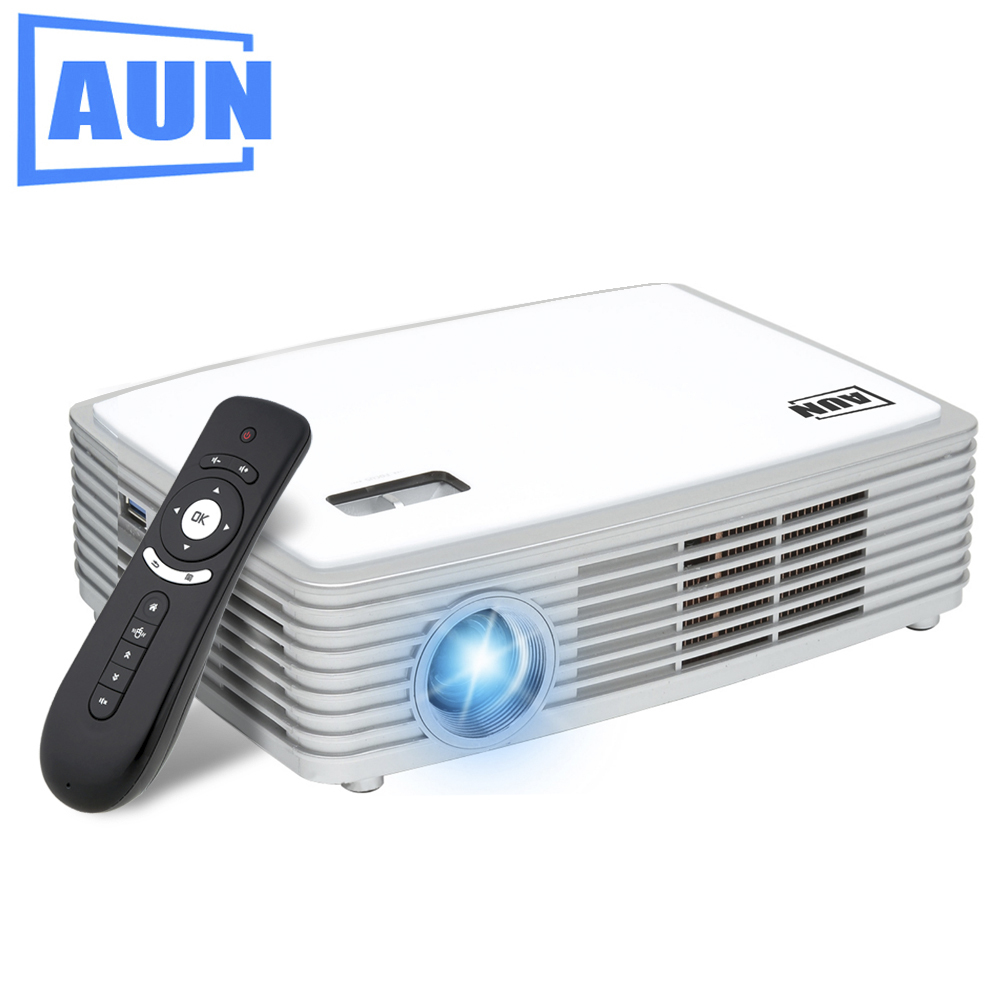 AUN 4K Projector 500 ANSI Lumens 1280*800. Built-in Android4.42, WIFI, Bluetooth. Support Active 3D Miracast Airplay AKEY Y3 rabindra kumar jena design space exploration of network on chip at system level