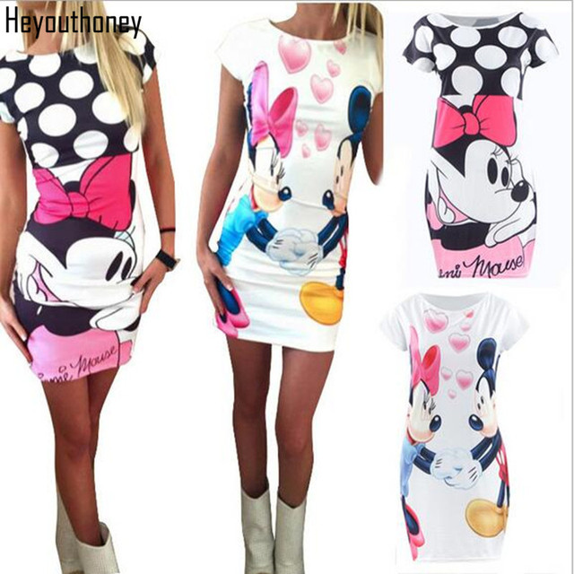 Mickey Mouse T Shirt For Women