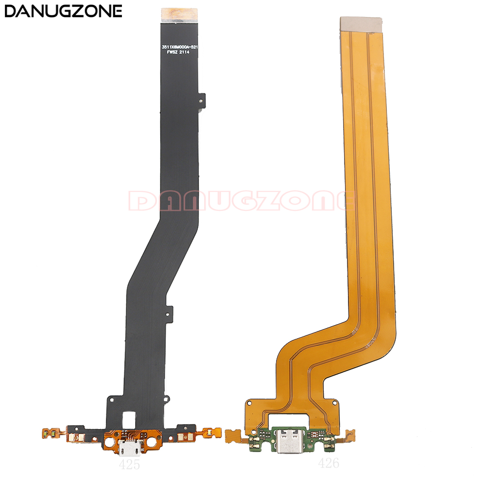 USB Charging Jack Plug Socket Connector Charge Dock Port Flex Cable For Xiaomi Mi Pad 1 Mipad 1 / Mi Pad 2 Mipad 2