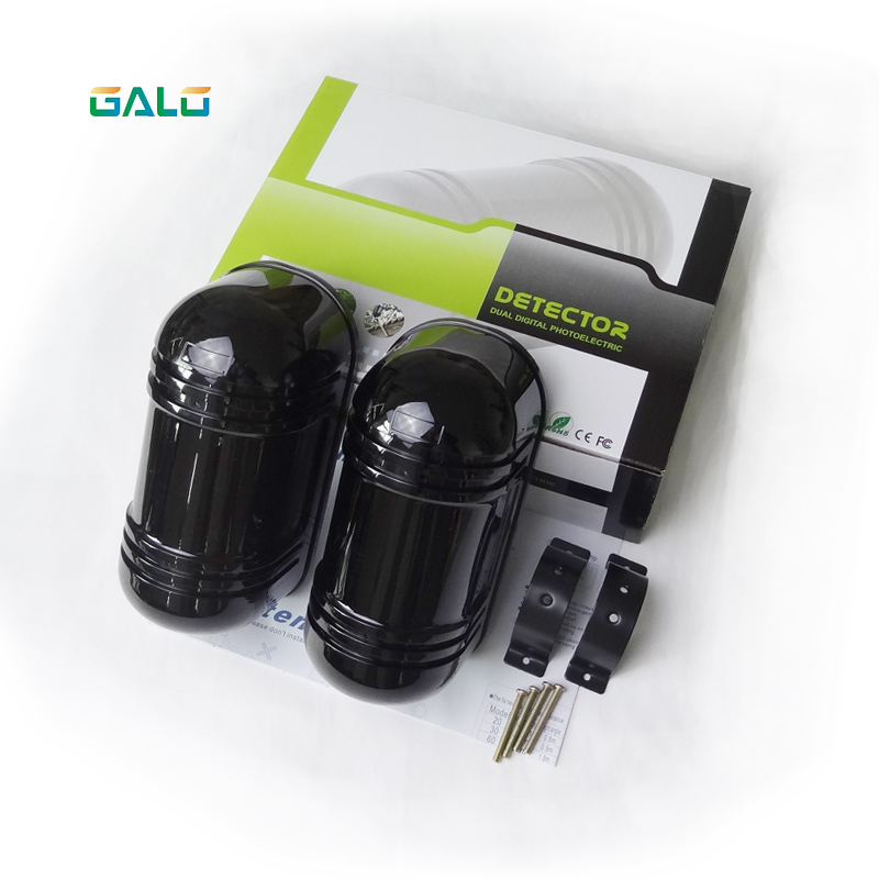 Rfid Gate Opener Barrier Safety Beam Sensor/Infrared Photocells Gate Door Sensor Compatible With CAME NICE Liftmaster