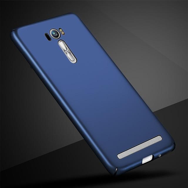 US $0 83 20% OFF|For Asus Zenfone 2 Laser ZE500KL Case Shockproof Hard PC  Plastic Case For Asus ZenFone 2 Laser ZE500KL Hard Cover Cases 5 0 inch-in