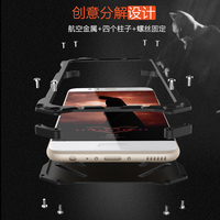 Huawei P10 Case Cover R Just Metal Aluminum Luxury Tough Armor Batman Housing Cover For Huawei