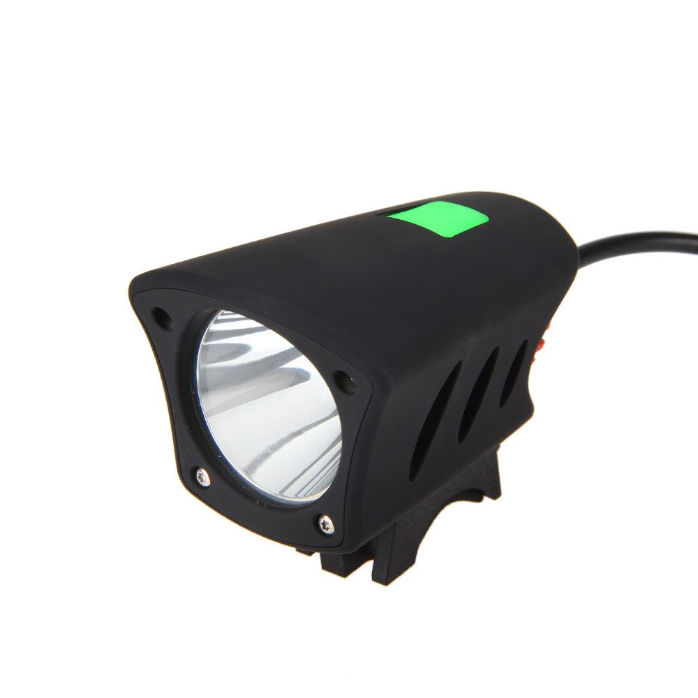 Wholesale T6 bike light 1800 lumens Cree XM-L T6 bicycle lamp luces led bicicleta with 3 modes cycling light
