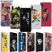 WEBBEDEPP Soccer Player Neymar 10 TPU soft case for Honor 6A 7A 7C 7X 8 8X 8C 9 10 Lite Pro Note(China)