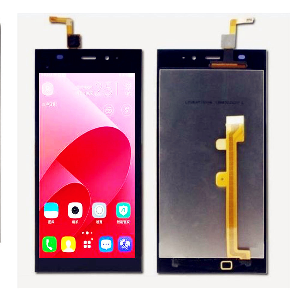 Original 5.0'' LCD For Xiaomi Mi3 Mi 3 LCD Display Touch Scr