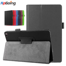 For ASUS Zenpad 380 Z380KL Z380C 8.0 Business Pu Leather Stand Case Cover for