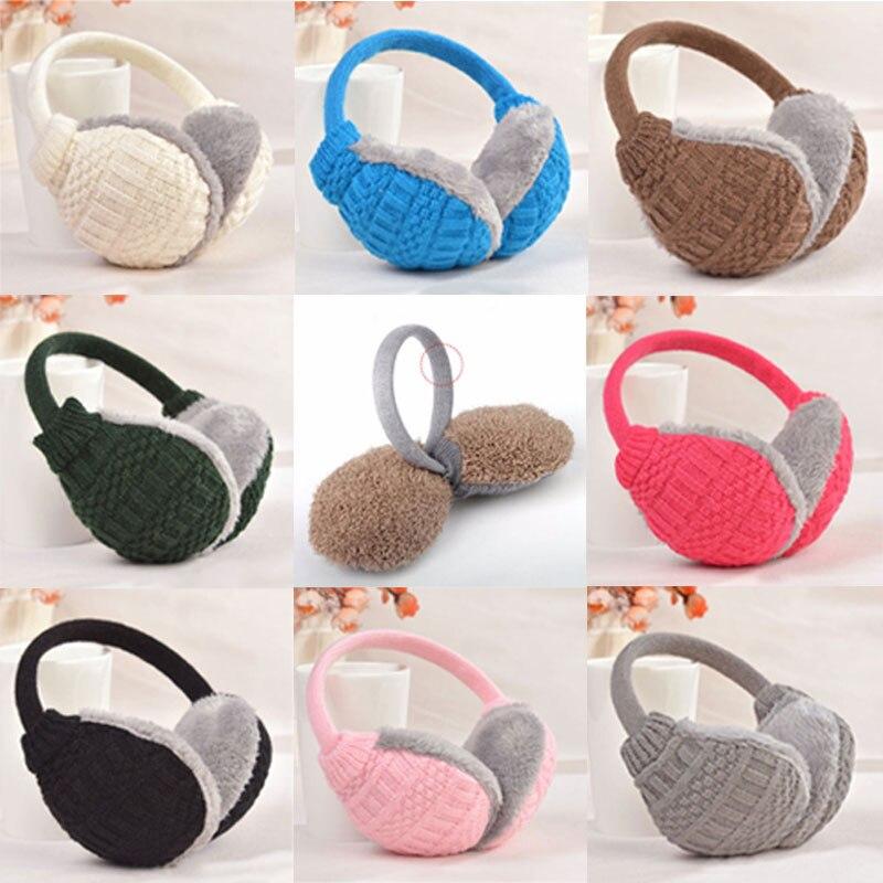Hot Fashion Winter Warm Knitted Earmuffss