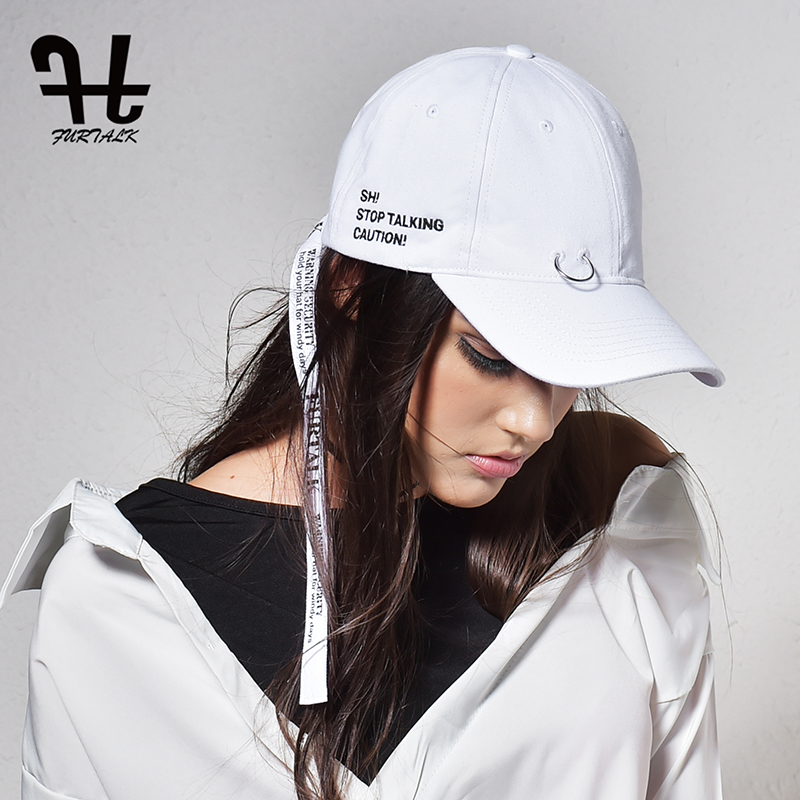 Furtalk Fashion structured Cotton Baseball Cap Adjustable Plain Hat Embroidery Adjustable Hip Hop Dad Snapback Hat cntang brand summer lace hat cotton baseball cap for women breathable mesh girls snapback hip hop fashion female caps adjustable