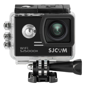 Image 2 - الأصلي SJCAM SJ5000X النخبة عمل كاميرا واي فاي 4K 24fps 2K 30fps الدوران الرياضة DV 2.0 LCD NTK96660 مقاوم للماء الرياضة DV