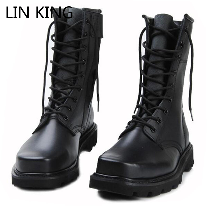 Popular Thick Sole Motorcycle Boots-Buy Cheap Thick Sole ...