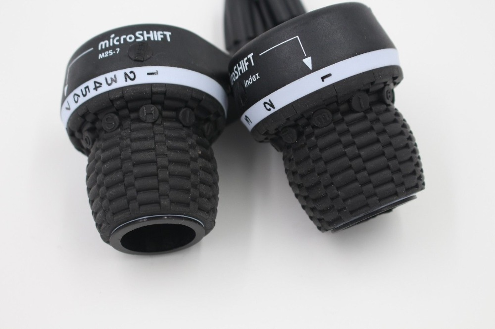 Bicycle Grip Shift Micro Gear Shifters Shimano /& SRAM Compatible Bike Cycle