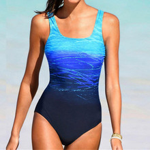 bikini 2019 Womens Swimming Costume Padded Swimsuit Monokini Push Up Bikini Sets Swimwear one piece swimsuit sexy bikini set