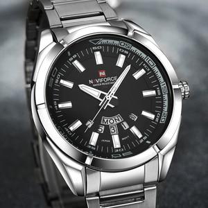 Image 3 - NAVIFORCEแบรนด์หรูผู้ชายแฟชั่นกีฬานาฬิกาผู้ชายวันที่นาฬิกานาฬิกาควอตซ์นาฬิกาข้อมือนาฬิกาRelogio Masculino