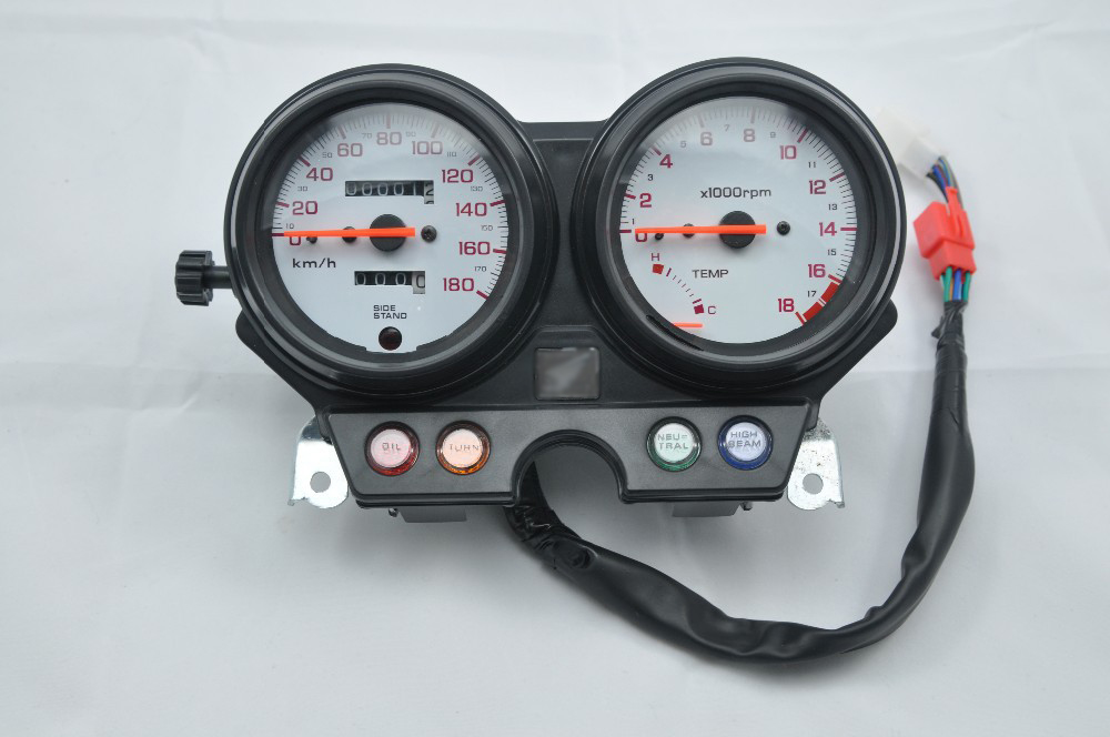Motorcycle Instrument Panel : Scooter parts motorcycle speedometer tachometer ^ っ