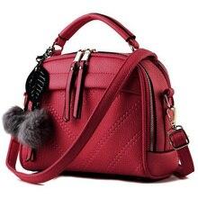 2017 mujeres bolso de cuero de marcas mujeres bolso messenger bags cruz cuerpo de hombro de las señoras bolsos de lujo diseñador S-83