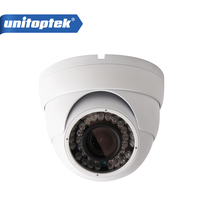 4X Zoom HD 2MP IP Camera 1080P POE Outdoor Waterproof Dome Network Auto Iris Motorized Lens