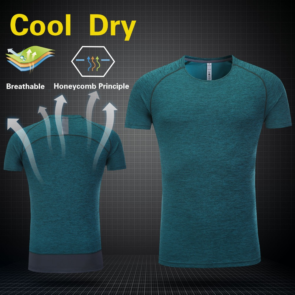 Akilex Mens Gym shirt Akilex Quick Dry Comfortable Body-building Running T Shirts With Gift Exercise Top tees ...