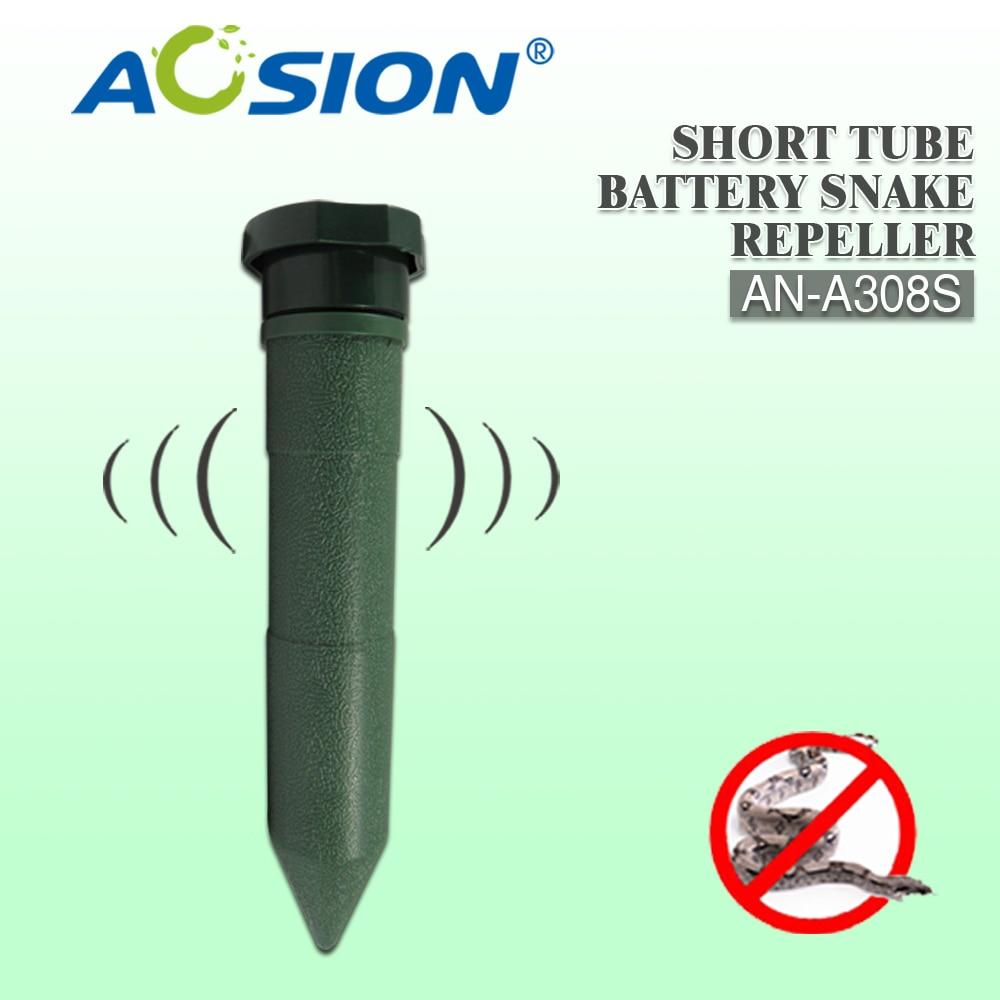 Aosion Außeneinsatz Batterie Sonic Anti Nagetier - Gartenzubehör - Foto 6