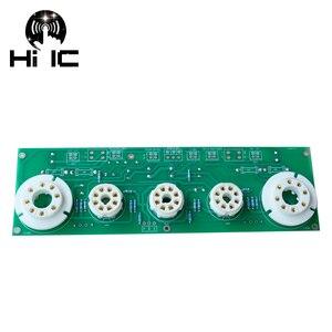 Image 2 - Pequeno 300b fu50 classe um single ended saída tubos tubo conjunto ultra el34 super placa amplificador de potência lm1875