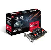 Asus RX550 4G 1183MHz 4G/7000MHz 128bit GDDR5 PCI E Graphics card
