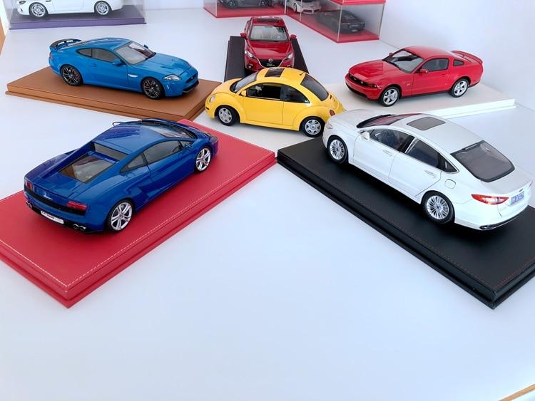 1:18 modelo de carro de brinquedo caixa