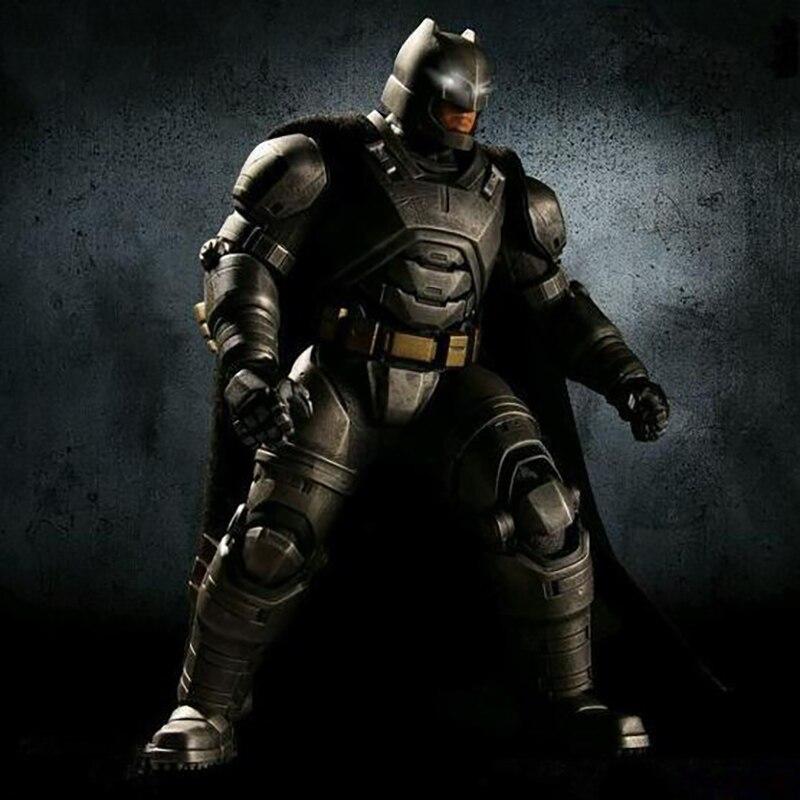 Action Super héros modèle figurines Batman jouet mobile PVC 6