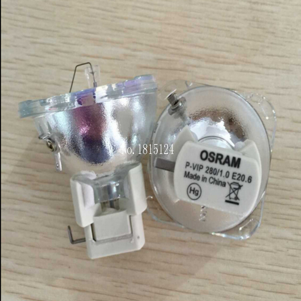 Original Bare Projector Lamp 5J.06W01.001 for BENQ EP1230,MP723,MP722 Projector 5j 06w01 001 original projector bare lamp for benq ep1230 mp722 mp723 projector