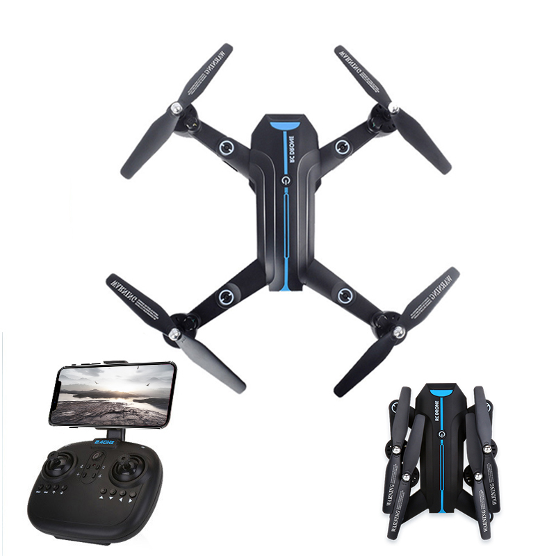 Mini Drone GPS Drones With HD Wide angle With High Hold Mode Foldable RC Quadcopter Drone