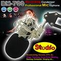 Professional Studio Recording Microphone BM700 Condenser Mic Mike For Music Create Microfono De Condensador Microfone De Estudio