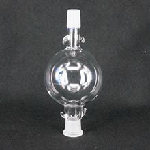 500 мл лабораторное стекло Хроматография растворитель резервуар шар 24/29 шарнир