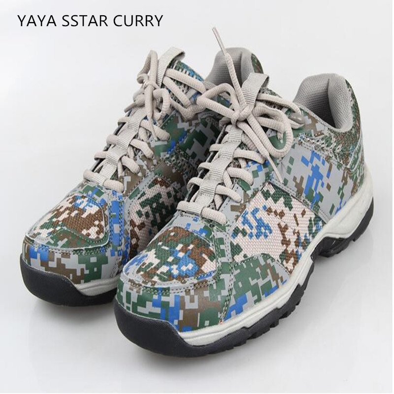 2017 new camouflage shoes, mens and womens shoes, 07 A training shoes, authentic Digital Camouflage professional running shoes