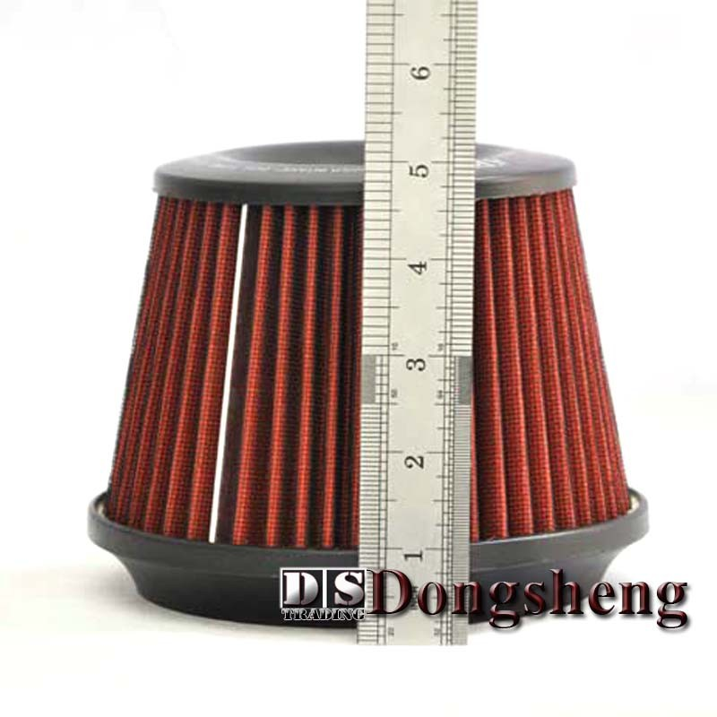 """BLUE 1990 UNIVERSAL 70mm 2.75/"""" INCHES SMALL AIR INTAKE FILTER"""
